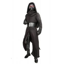 Fantasia Masculo Kylo Ren Star Wars O Despertar da Força Halloween Carnaval