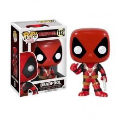 Mini Figura Boneco Deadpool Vinil