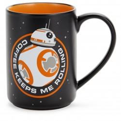 Caneca de Café Porcelana BB-8 Star Wars O Despertar da Força