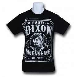 Camiseta Masculina The Walking Dead Daryl Dixon