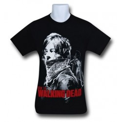 Camiseta Masculina Série The Walking Dead Daryl Dixon