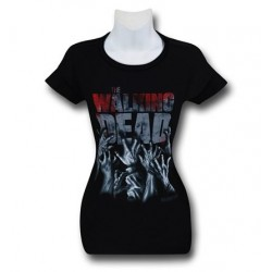 Camiseta Feminina Série The Walking Dead