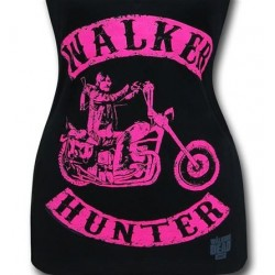 Camiseta Feminina Daryl Dixon Série The Walking Dead