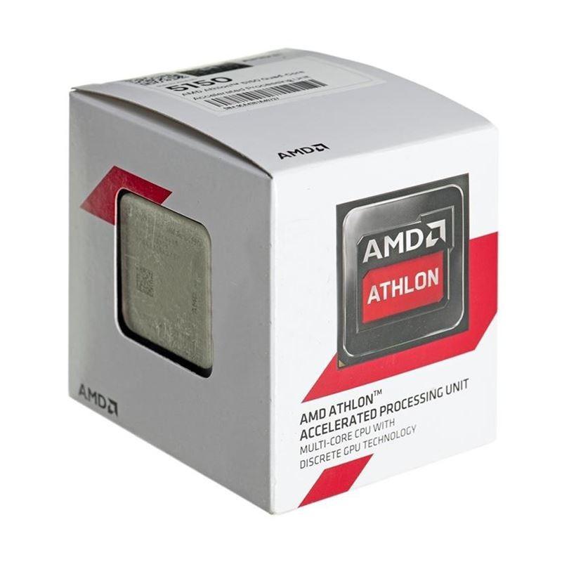 Processador AMD Athlon 5150 Quad Core Socket AM1 1.6GHz AD5150JAHMBOX