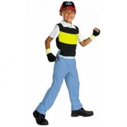 Fantasia Infantil Pokemon Go Ash Meninos