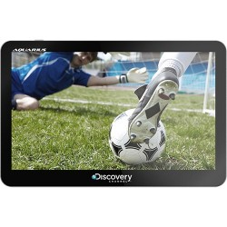 "GPS MTC3572 Discovery Channel Slim Tela7.0"" - TV Digital, Mp3 e Mp4 Player"