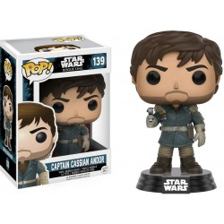 Figura de Ação Boneco Pop Capitão Cassian Andor Rogue One Star Wars Importado