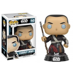 Figura de Ação Boneco Pop Chirrut Imwe Rogue One Star Wars Importado