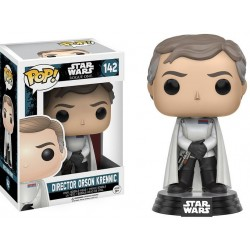 Figura de Ação Boneco Pop Diretor Orson Krennic Rogue One Star Wars Importado