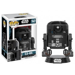 Figura de Ação Boneco Pop Robô C2-B5 Rogue One Star Wars Importado