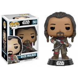 Figura de Ação Boneco Pop Baze Malbus Rogue One Star Wars Importado