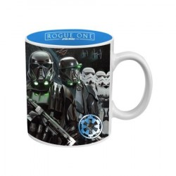 Caneca Café Rogue One Star Wars Death Troopers