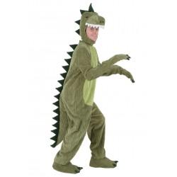 Fantasia Adulto Dinossauro Importada Halloween Carnaval
