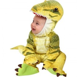 Fantasia Infantil Dinossauro T-Rex Bebês Importada