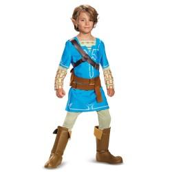Fantasia Infantil Meninos Legend of Zelda Halloween Carnaval