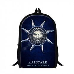 Mochila Game of Thrones Casa Karstark Azul Geek