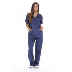Fantasia Feminina Grey's Anatomy Médica Meredith Grey Adulto Halloween Carnaval