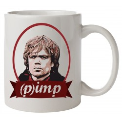 Caneca de Café Game of Thrones Tyrion Lannister Geek