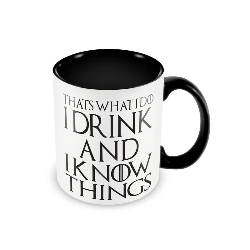 Caneca de Café Game of Thrones Tyrion Lannister Geek Box