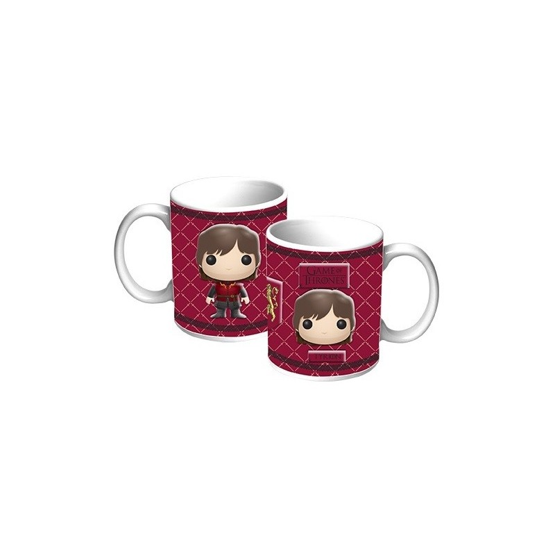 Caneca de Café Game of Thrones Tyrion Lannister Pop Vinyl Geek