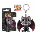 Chaveiro Pocket Pop Boneco Dragão Drogon Game of Thrones