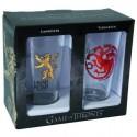 Copos de Tequila Game of Thrones Lannister & Targaryen  Geek
