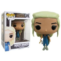 Boneco Funko Pop Vinil Game of Thrones Daenerys Targaryen Geek