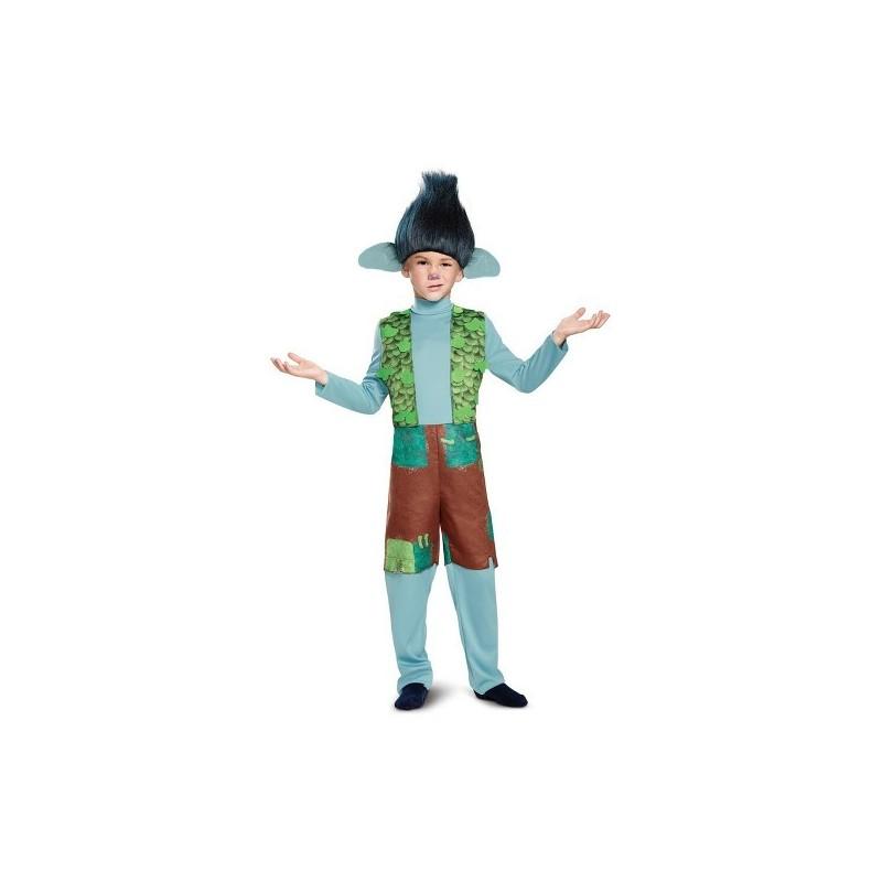 Fantasia Infantil Meninos Brunch Trolls Halloween Carnaval
