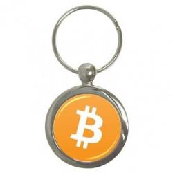 Chaveiro Bitcoin Geek Moeda Digital