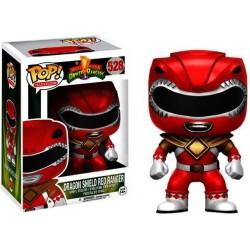 Boneco Figure Funko Pop Power Rangers Vermelho