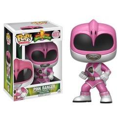 Boneco Figure Funko Pop Power Rangers Rosa Importado