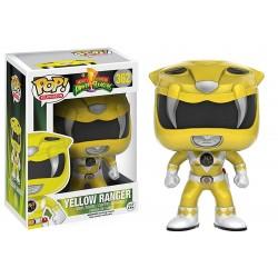 Boneco Figure Funko Pop Power Rangers Amarelo Importado