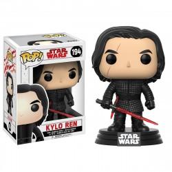 Boneco Figure Star Wars O Último Jedi Kylo Ren Funko Pop Vinil Geek