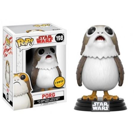 Boneco Figure Star Wars O Último Jedi Porg Pop Vinil Geek