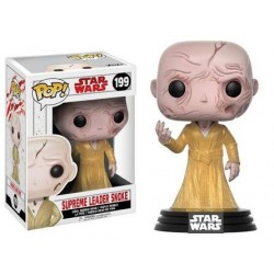 Boneco Funko Pop Lider Supremo Snoke Star Wars O Último Jedi