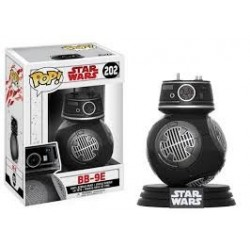 Boneco Figure Star Wars O Último Jedi Android BB-9E Pop Vinil Geek