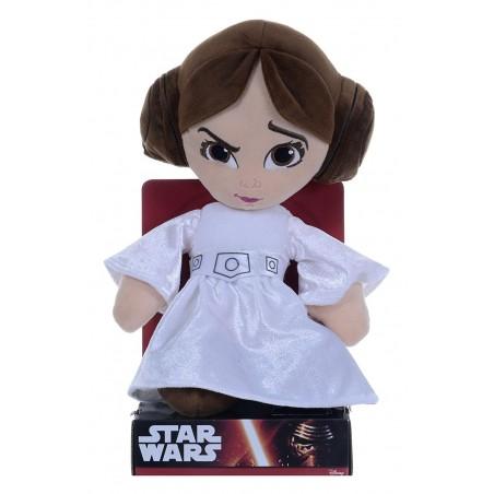 Boneca de Pelúcia Princesa Leia Star Wars Geek
