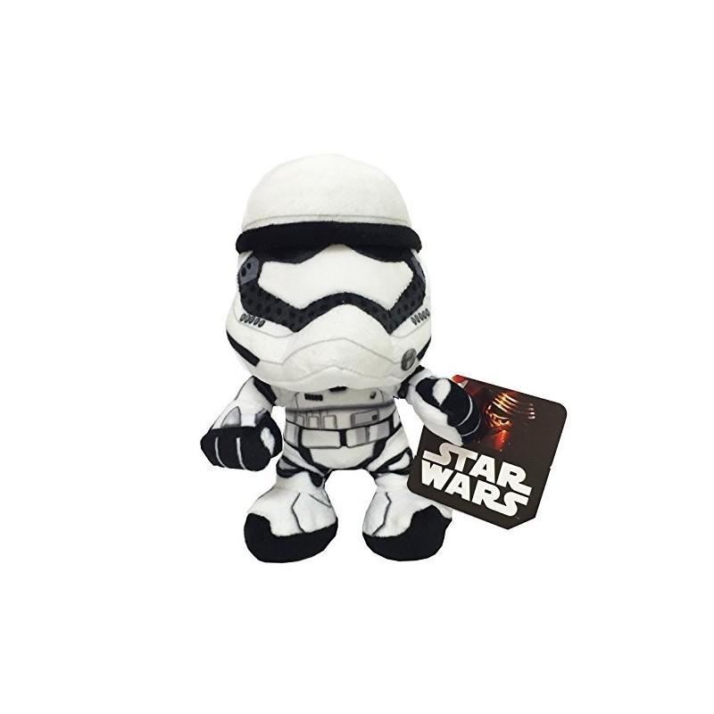 Boneco de Pelúcia Star Wars Geek Stormtrooper Geek