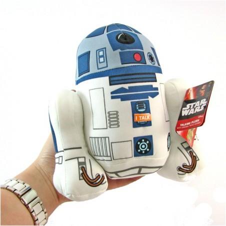 Boneco de Pelúcia R2-D2 Star Wars Presente Geek Importado