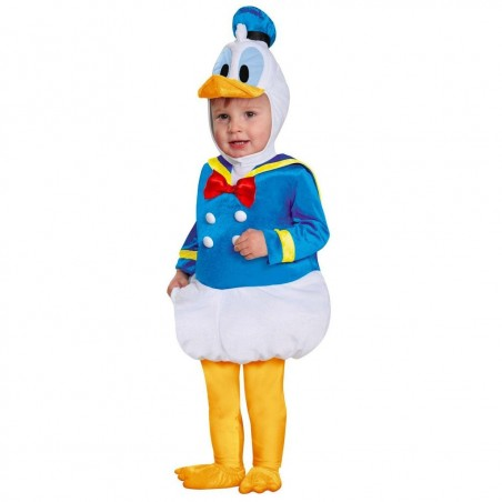 Fantasia Infantil Pato Donald Festa Halloween Carnaval Importada