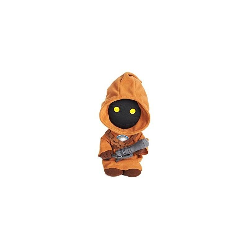 Boneco de Pelúcia Jawa Star Wars Geek 16cm