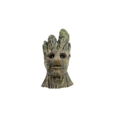 Máscara Fantasia Groot Guardiões da Galáxia Halloween Carnaval