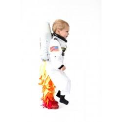Fantasia Infantil Foguete Astronauta NASA Halloween Carnaval Festa