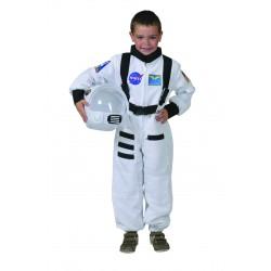 Fantasia Infantil Astronauta Nasa Halloween Carnaval