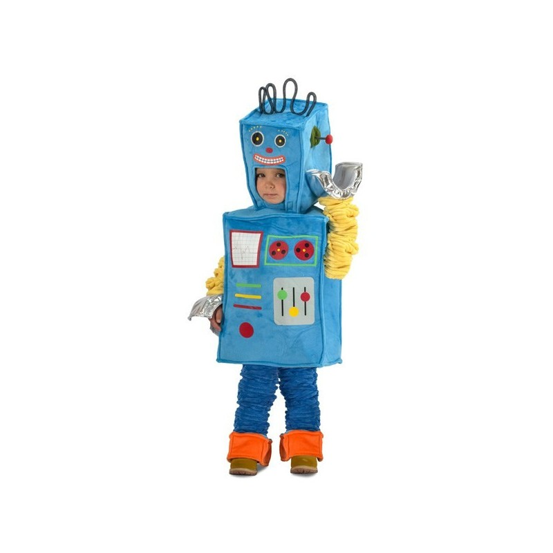 Fantasia Infantil Robô Nasa Halloween Carnaval