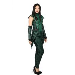 Fantasia Feminina Mantis Guardiões da Galáxia Halloween Cosplay