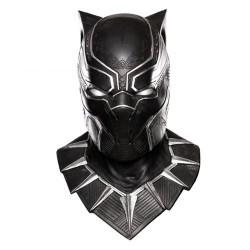 Máscara Fantasia Pantera Negra Vingadores Guerra Infinita Carnaval Halloween Cosplay