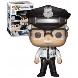 Boneco Funko Pop Vinil Stan Lee Policial Geek Colecionável