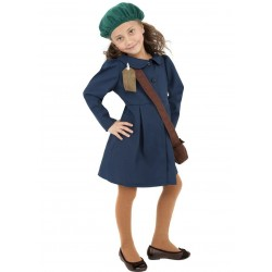 Fantasia Infantil Meninas Anne Frank Halloween Carnaval Teatro