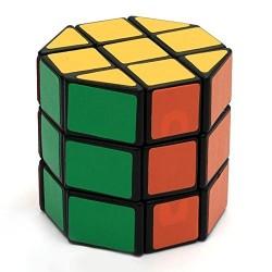 Cubo Mágico Cilíndrico Desafio Presente Geek